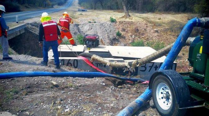 SLP: Reportan otra fuga más en El Realito (El Sol de San Luis)