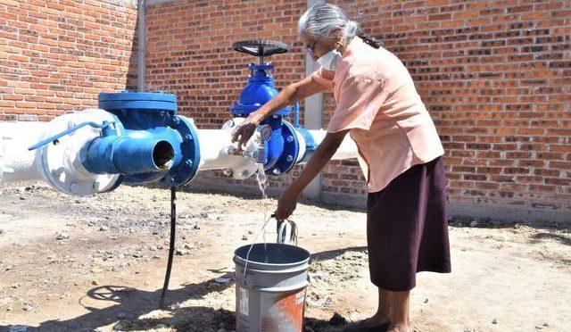 Guanajuato: Aumenta consumo de agua en Guanajuato por Covid (El Sol de San Juan del Río)