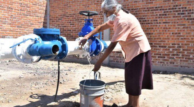 León: Incrementa pandemia consumo y extracción de agua (El Sol de Salamanca)
