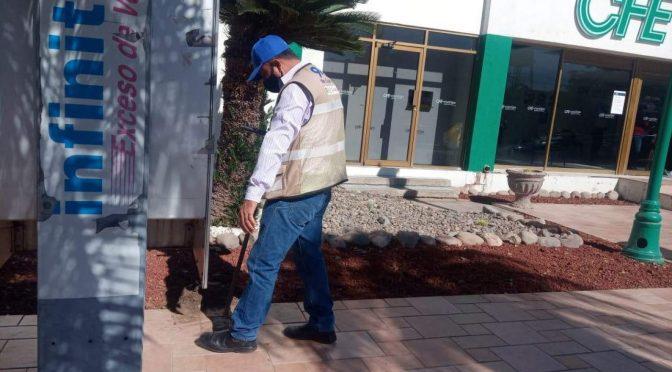 Sinaloa: Cortan el agua en oficinas de CFE en Guasave, por adeudo de más de $70 mil (Noroeste)