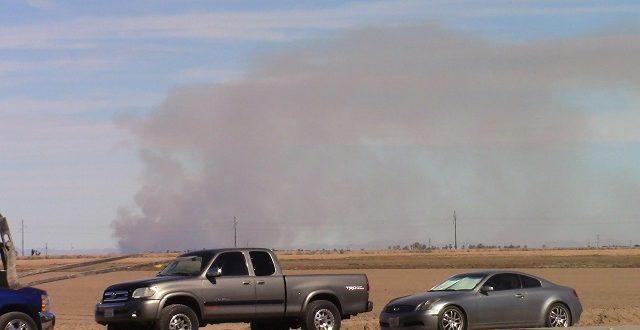 Baja California: Quemas agrícolas en Valle Imperial, agudizan contaminación en Mexicali (pregonerobaja.com.mx)
