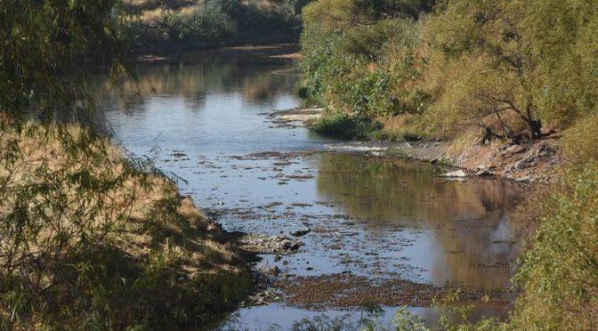 Guanajuato: Inaceptable que se derrame combustible en afluentes de agua (El Sol de Salamanca)