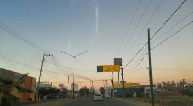Guanajuato: Mala calidad del aire por diversos factores (El Sol de Salamanca)
