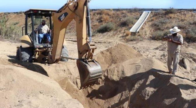 Baja California Sur: Llaman a la ciudadanía evitar tomas clandestinas de agua (El Sudcaliforniano)