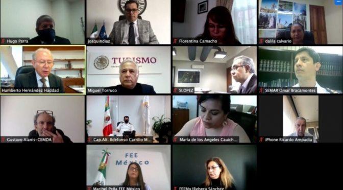 Primera Reunión del Jurado Nacional Blue Flag temporada 2021-2022 (Noticias Morelos)