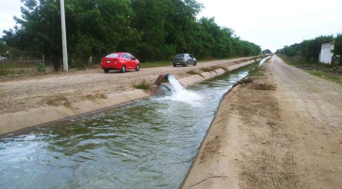 Sinaloa: Apoyará Conagua con 70 mdp a módulos de riego para rescate de aguas (Línea Directa)