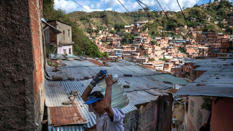 Venezuela: Caracas, la ciudad sin agua corriente (Infobae)
