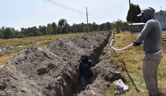 Tlaxcala: Amplían la red de agua en Zacatelco (El Sol de Tlaxcala)