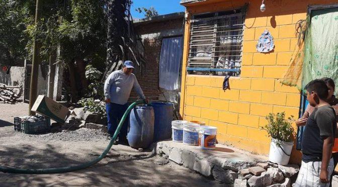Sinaloa: Daños a red submarina dejan sin agua a Isla de la Piedra (El Sol de Mazatlán)