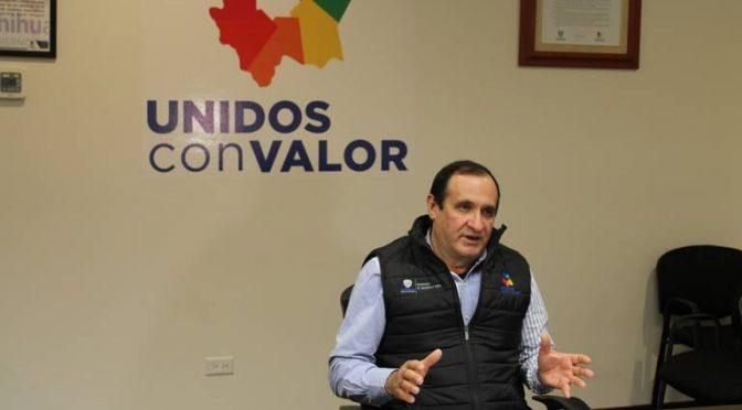 Chihuahua: Mantiene diálogos el Estado con Conagua para defender el agua (El Heraldo de Chihuahua)