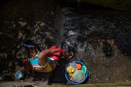 Venezuela:Caracas, la ciudad sin agua corriente (Infobae)