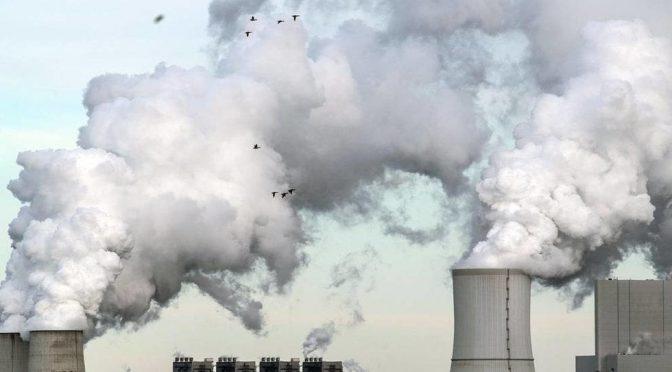 Contaminación por combustibles fósiles causa 1 de cada 5 muertes en todo el mundo cada año (Omnia)
