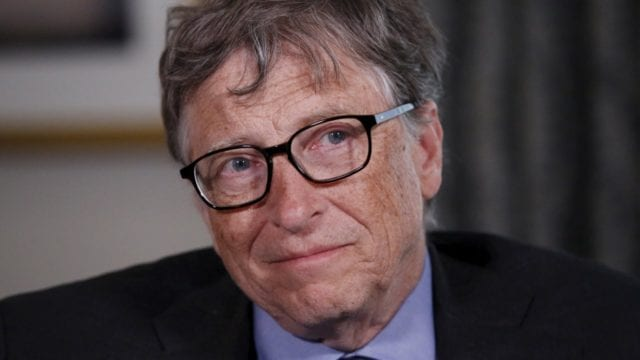 Bill Gates considera imposible meta de cero emisiones en 2030 (Forbes)