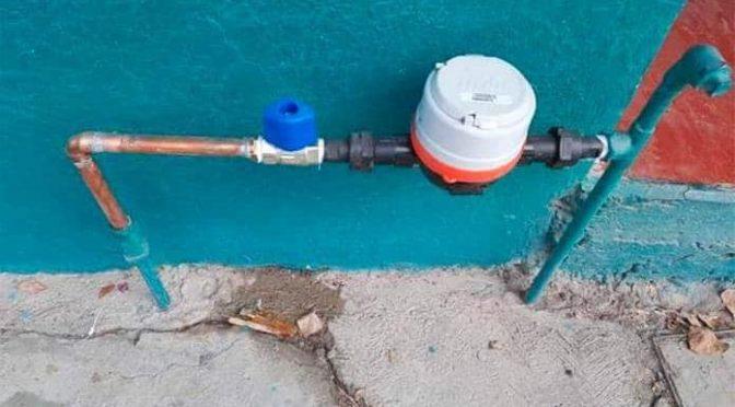 San Luis Potosí: Cambiará Sapsam medidores de agua (PULSO)