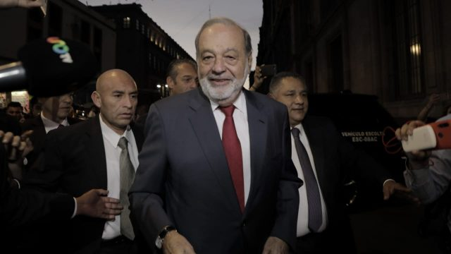 Carlos Slim reconoce falta de inversión privada en infraestructura de sector eléctrico (Forbes México)