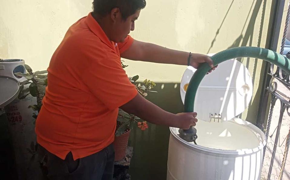 Jalisco: En colonia Nueva Santa María padecen un mes sin servicio de agua potable (MILENIO)