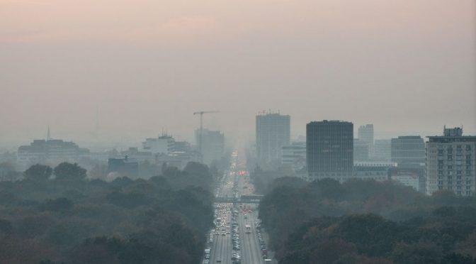 Las muertes y enfermedades que evitaríamos si redujésemos la contaminación (Portal Ambiental)