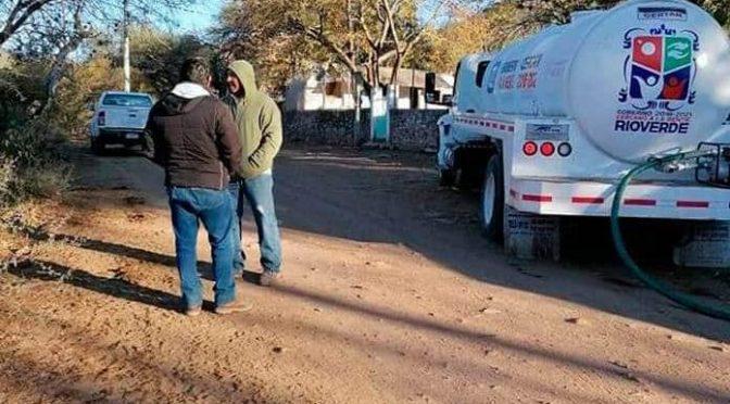 San Luis Potosi: Desabasto de agua por obras (Pulsolp)