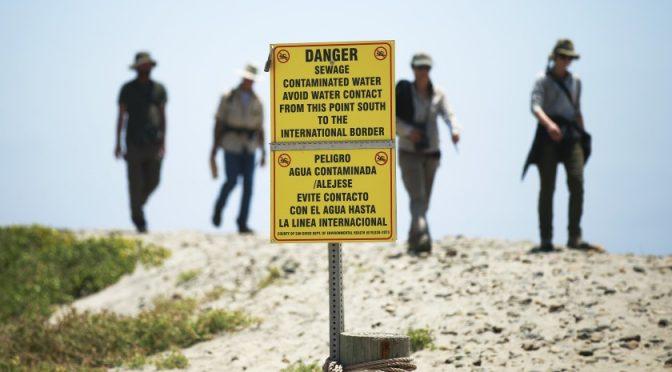Aguas residuales de Tijuana asolaron playas de San Diego el año pasado. EPA dice que ayuda está en camino (San Diego Union Tribune)