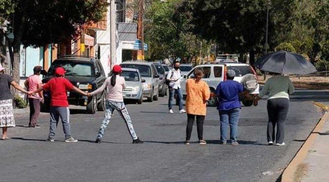 San Luis Potosí: Desespera a potosinos falta de agua (PULSO)