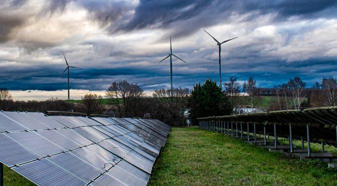 Un futuro 100% de energías renovables (Ambientum)