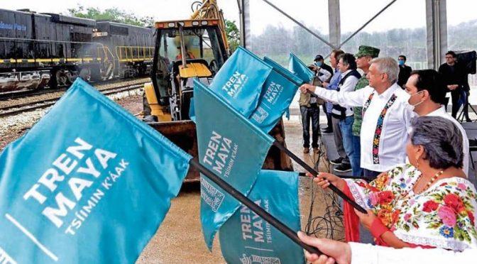 "Tren Maya- Comunidades indígenas a la 4T: ""No queremos ser la servidumbre"" (Proceso)"