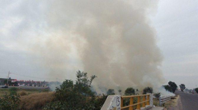 Piden en corredor industrial reforzar prevención de incendios ante mala calidad del aire (TeleDiario)