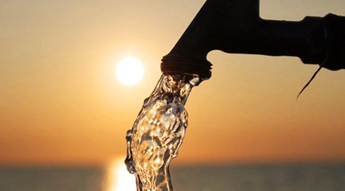 Urge cambiar la gestión del agua en la CDMX (Greenpeace)