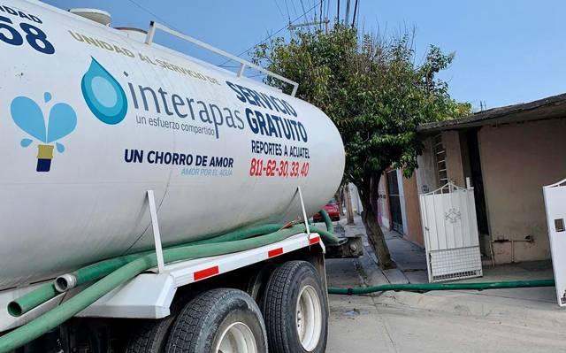 SLP:Sigue problemática del agua en SLP. Balcones del Valle se queda sin suministro (El Sol de San Luis)