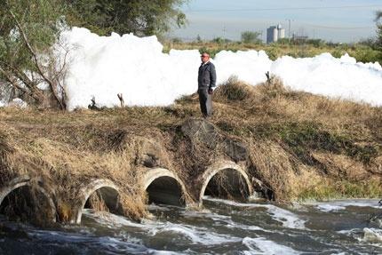 Guadalajara: Contaminación del río Santiago cobra miles de vidas (La Jornada Zacatecas)