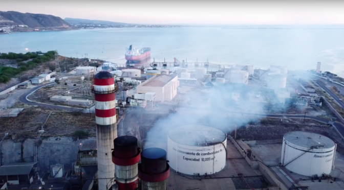 BCS: Preocupa que la energía esté centrada en generación fósil, contaminante y cara (Vocero)
