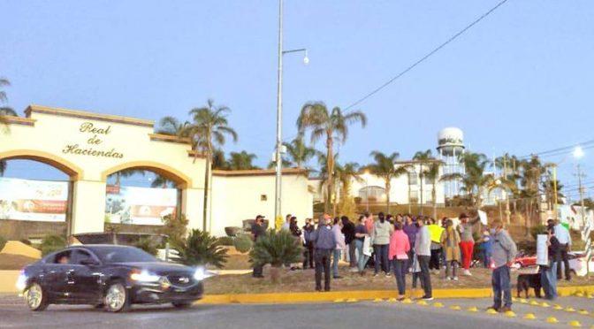 Aguascalientes:Vecinos de la zona oriente de Aguascalientes denuncian nuevamente desabasto de agua (El Sol del Centro)