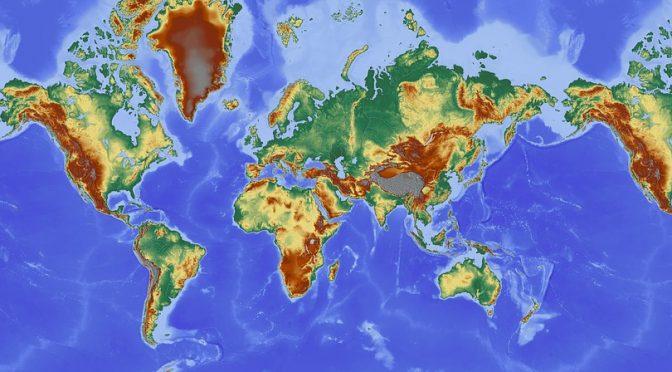 Mundo: Países con más opciones de sobrevivir al cambio climático (Ambientum)