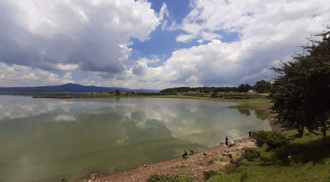 EDOMEX: Preocupa bajo nivel de agua en la presa de Valle de Bravo (MILENIO)