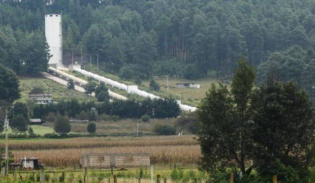 Valle de México: Presas del Sistema Cutzamala se quedan sin agua (El Sol de México)