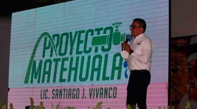 Presenta SAPSAM proyecto de agua (PULSO)