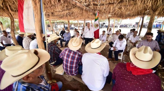 Sonora: Yaquis, primer pueblo indígena que administrará uso del agua: Conagua (Milenio)