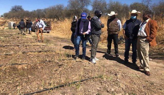 Aguascalientes: Guerra por el agua se inició en Aguascalientes, advierten (El Sol de México)