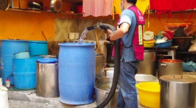 Valle de México: Ante bajo nivel de agua en el Cutzamala, piden consumo responsable a la población (MILENIO)