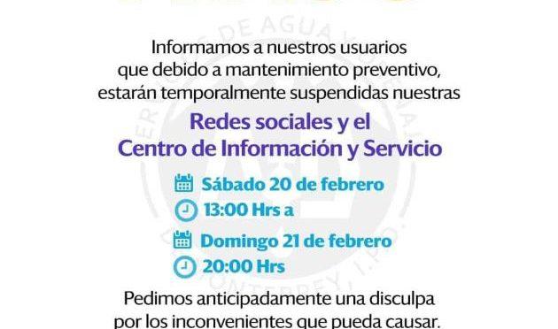 Suspende Agua y Drenaje de Monterrey servicio de reportes (EL HORIZONTE)