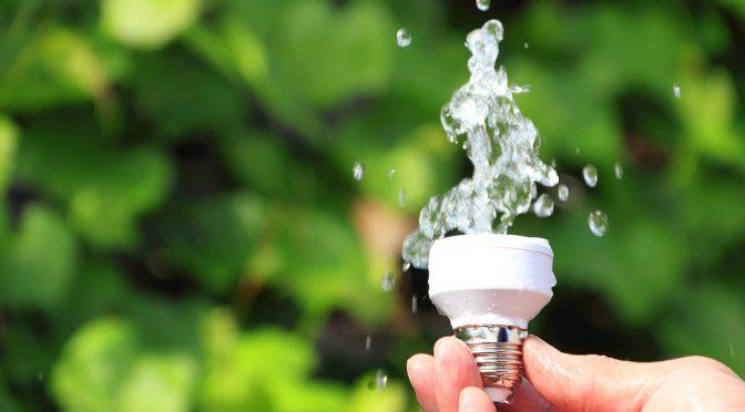 España: El agua que nos ilumina y nos mueve. (El Ágora)
