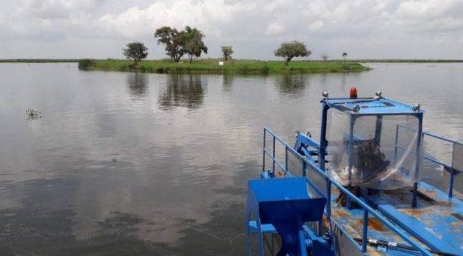 Agua escasea en Tamaulipas; IP advierte crisis en sistema lagunario (Milenio)