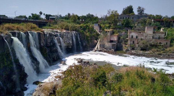 Guadalajara: Tlajomulco busca que aguas residuales sean vertidas en planta de tratamiento El Ahogado (Milenio)