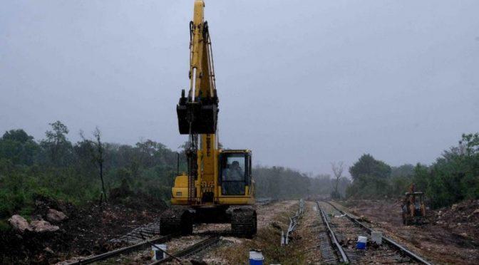 Yucatán: Tren Maya: Confirman suspensión provisional de obras en Yucatán (Informador)