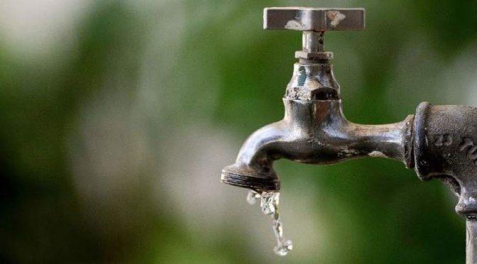 Conagua reducirá suministro de agua en CDMX y Edomex en marzo por sequía. (ADN40)