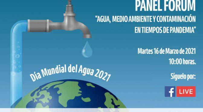 México: Conmemorará CEAT día mundial del agua con foro virtual (e-consulta.com)