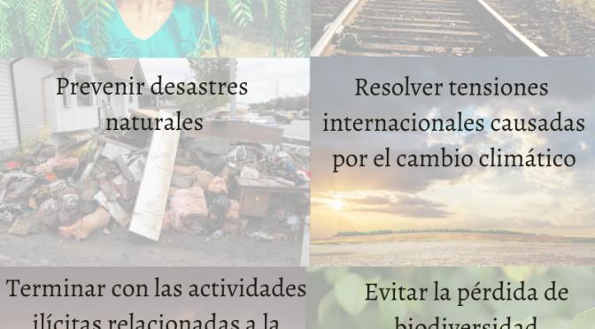 Retos ambientales de México en 2021 (Nexos)