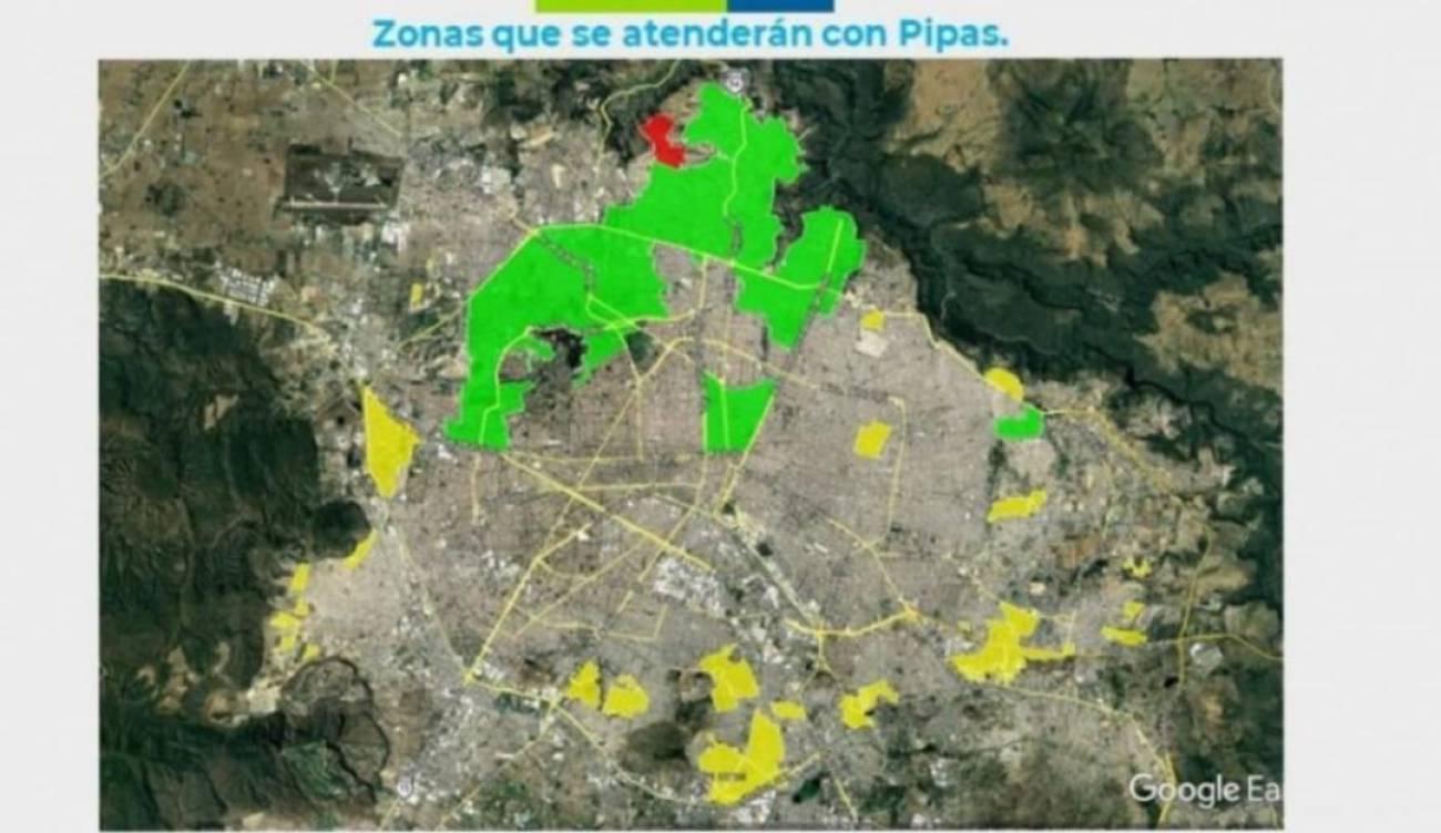 Guadalajara: Anuncia mega corte de agua SIAPA en ZMG (W Radio)