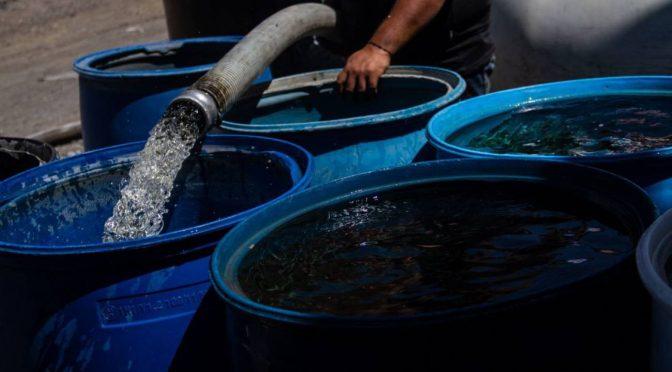 Valle de México: ¿Sufres los cortes de agua en la CDMX? Así puedes pedir una pipa (W Radio)