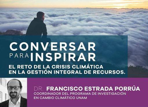 El reto de la crisis climática en la gestión integral de recursos.